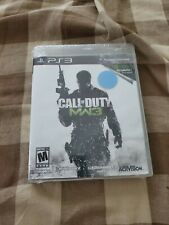Call Of Duty: Modern Warfare 3 PS3 PlayStation 3 Brand New w/ DLC Expansion