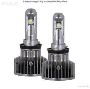 PIAA 26-17492 9012 G3 LED Bulbs Twin Pack