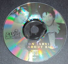 FELTON JARVIS TALKS ABOUT ELVIS - ELVIS PRESLEY'S SOUND ENGINEER -RARE IMPORT CD