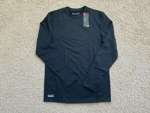 NWT Under Armour Men's ColdGear Tactical Fitted Crew M 1316936
