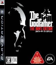 PS3 The Godfather The Don's Edition Japan PlayStation 3 F/S