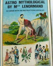 Grand Jeu de Melle Lenormand- 54 cartes Ed. GRIMAUD