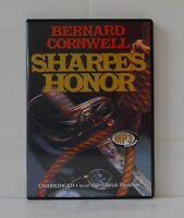 Sharpe's Honor - by Bernard Cornwell - MP3CD - Audiobook