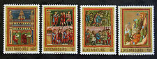 Timbre LUXEMBOURG Stamp - Yvert et Tellier n°770 à 773 n** (Cyn19)