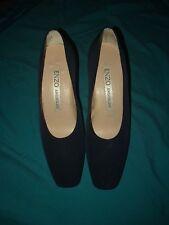 enzo angiolini Black Mule Heels Size 5 1/2