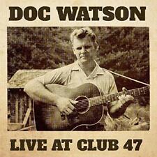 Doc Watson - Live At Club 47 (NEW CD)