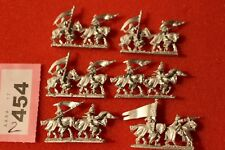Warmaster Bretonnian Knights Regiment New 10mm Games Workshop Bretonnia OOP GW