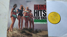 San Remo 's Greatest Hits 1958-1966 * 60s BEACH GIRLS COVER * Recorded in Italy *