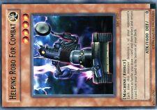 Ω YUGIOH CARTE NEUVE Ω RARE N° MFC-022 HELPING ROBO FOR COMBAT
