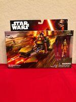 Hasbro Star Wars Rebels Ezra Bridger's Speeder with Figure New