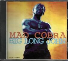 MAD COBRA Big Long John 9TRX ALTERNATE VERSIONS& MIXS& INSTRUMENTAL PROMO DJ CD