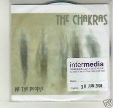 (D494) The Chakras, We The People - DJ CD