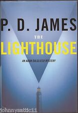 1st American Edition The Lighthouse by P. D. James (2005, Hardcover) 030726291X