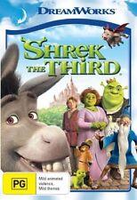 Shrek 03 (DVD, 2009)