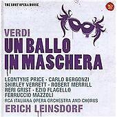 RCA Red Seal Opera Music CDs