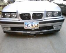 BMW e30 e36 e46 Valance Front Chin Lip Spoiler Splitter