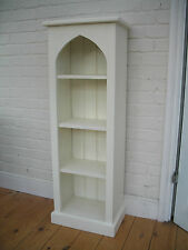Bookcase. Painted Gothic Style/ Shabby Chic.+++ FREE DELIVERY!