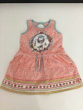 Oilily Girls Dress, Size Age 6 Years, 116cm, Summer, Vgc