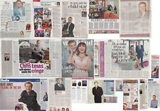 ALED JONES : CUTTINGS COLLECTION -interviews-