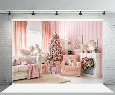 7X5ft Vinyl Photo Backdrops Merry Christmas Photography Background Studio Props