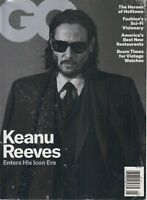 GQ Keanu Reeves Enters His Icon Era May 2019