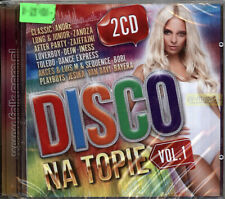 = DISCO NA TOPIE vol.1 + VIPO vol.5 / disco polo dance / CD sealed