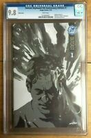 Outcast #1 SKYBOUND 5th Anniversary Sketch Variant CGC 9.8