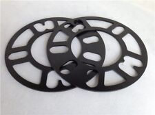 Set of (2x) 3mm New universal wheel spacers shims 4 or 5 stud DAIHATSU VALERA