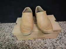 Camel Active Amazonas Herren Slipper Schuh Softbrush Leder tan Gr. 41,5