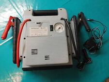 INVERT Power Station Portable 12V, 17 Ah, 900Amp, Luftkompressor, Leuchte