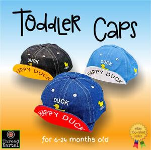 Toddler Kids Baby Hat Cap casual duck