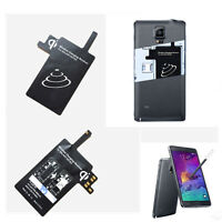 Qi Wireless Charging Receiver Inductive Slim Coil for Samsung Galaxy Note4 N9100