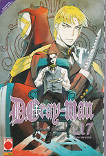 D. GRAY-MAN n° 17 ristampa in edizione limitata -  ed. Planet Manga