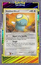Insolourdo - Platine - 73/127 - Carte Pokemon Neuve Française