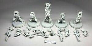 Warhammer 40k - Khorne World Eaters Forgeworld Terminators with Lord Zhufor x 15