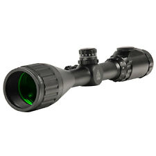 UTG SCPU395AOIEW 3-9X50 1 Hunter Scope Ao 36-Color Mil-Dot W/ Rings