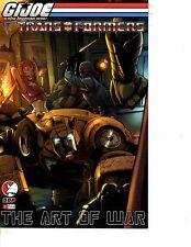 Menge 3 G.I. Joe DDP Comics #declassified Sondermission Transformator bf3