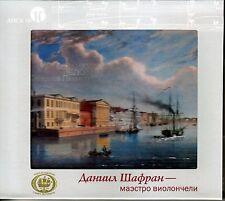 SHAFRAN, DANIIL Cello Maestro Saint-Saens Rachmaninov Tchaikovsky CD NEW OOP