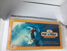 New Factory sealed ~ SURF THE WORLD ~ The Surfboard Board Game ~ 2005