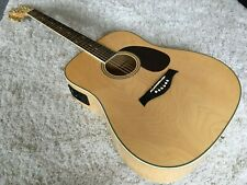 GW Performer Maple Acoustic Electric Guitar. Old Storage Stock. No reserves !!