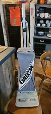 New listing Oreck Xl Deluxe Upright Vacuum Cleaner