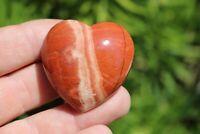 Brecciated Jasper Mineral Puffy Heart US Seller! Free Ship! Lot# GB-20