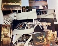 1980's Spruce Goose Museum Photographs Found Photo Pictures Lot Of 11 CA