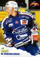 1999-00 Czech Score Blue #134 Jiri Bures
