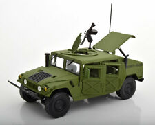 1:18 Ertl/Auto World Hummer Humvee Security Police oliv