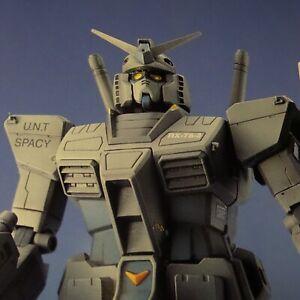 CLOSE COMBAT MOBILE SUIT GUNDAM RX-78-3 1/100 Model Kit Bandai Master Grade MG