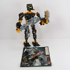 Lego Bionicle Inika Toa Hewkii Set 8730 Complete with Instructions No Canister
