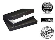 Archival Folio Box 9.5x12.5x1.75 inches Avant-Garde Appeal Storage Organizer Box