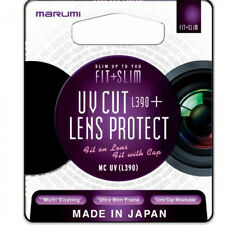 Marumi 40.5mm Fit plus Slim MC UV L390 Filter, London