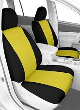 Seat Cover Front Custom Tailored Seat Covers fits 11-16 Nissan Frontier